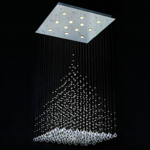 Led Lighting Contemporary Chandelier