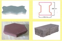 Interlock Paving Blocks