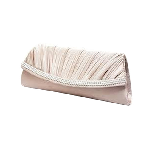 Designer Silk Clutch