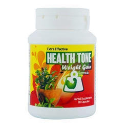 Health Tone Weight Gain Capsules Extra Effective, 90 Capsules
