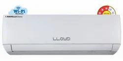 White Lloyd 1ton Split AC