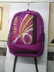 Printed College Bag