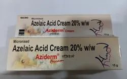 Azelaic Acid 20% / Aziderm Cream