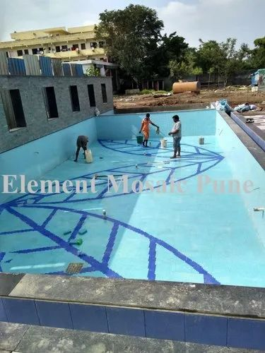 Best Swimming Pools Tiles and Glass Mosaic Tiles ...