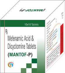 Mantof-P Tablets