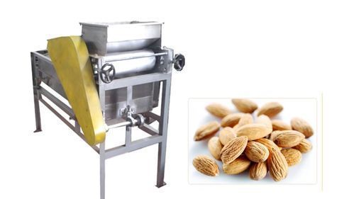 Almond Processing Machine - Almond Cracker Manufacturer from