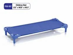 PLAYGRO Blue PGS-507 Plastic Kids Bed
