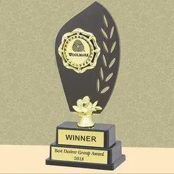 PI 18-328 Wooden Trophy
