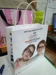 Optical Paper Bags, For Gifting, 100-140 Gsm