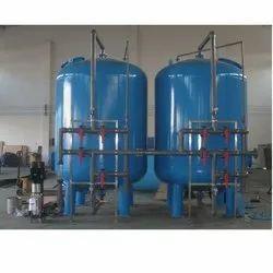 Mild Steel Filtration Plant, 240 V, Automation Grade: Manual