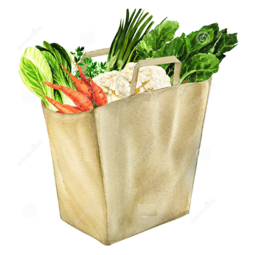 White Plain Plastic Grocery Bags for Shopping & Apparel, Weight: 60 to 400 GSM