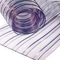 Ribbed PVC Strip Curtain