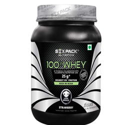 Six Pack Nutrition 100 Percent Whey