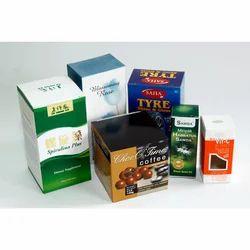 Printed Duplex Boxes