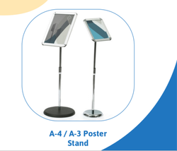 Indoor Poster Display Stand, For Offices