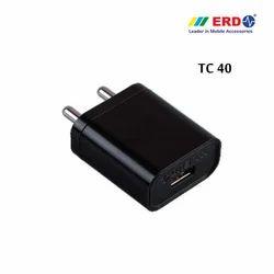 TC 40 USB Dock Black Charger