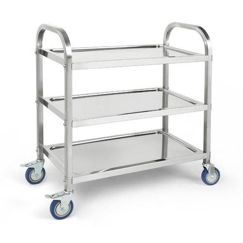 3 Tier Heavy Duty Kitchen Trolley