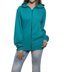 Womens Hooded Sweat Shirt