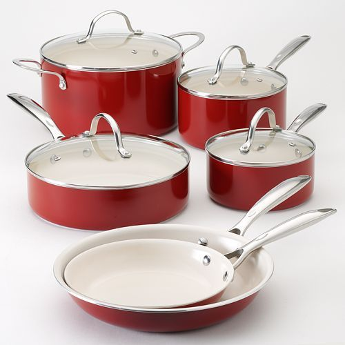 Non Stick Ceramic Cookware At Rs 2500 /set