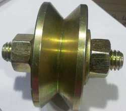 2 Double Bearing Wheel