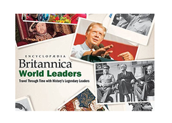 Encyclopedia Britannica World Leaders (CD)