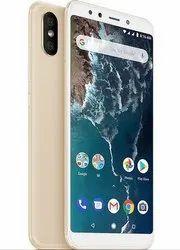 Gold Mi A2 Phone
