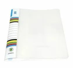 SVS Spiral Binding Plastic File, For Office, Packaging Type: Packet