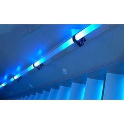 Acrylic LED Stair Railing Light