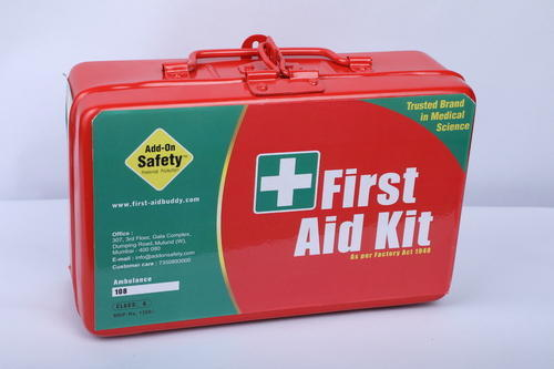 First Aid Kit Class A ( As Per Factory Act 1948) - Add On
