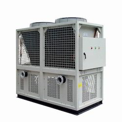 Automatic Single Phase Portable Chillers, Flow Rate: 6 CMH