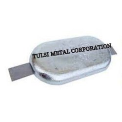 Hull Aluminum Anodes