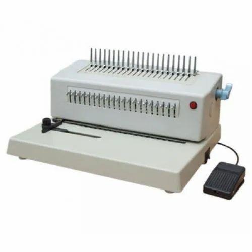 Ace Ww 2500 Wiro Comb Binding Machine