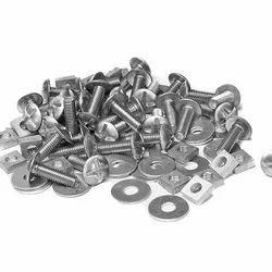 Aluminum, Bronze Bolts, Packaging Type: Box, Size: 1/4-4