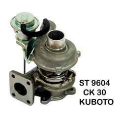 CK30 Kuboto Turbo Power Charger