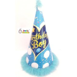 Printed Birthday Party Cap