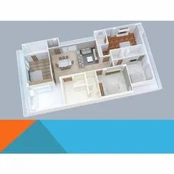 House Map Designing Services, Makan Ki Design Service in ...