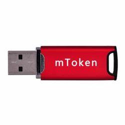 M USB Token