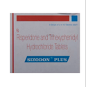 Risperidone and Trihexphenidul