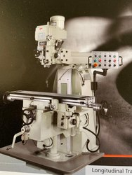 Tool Room Milling Machine