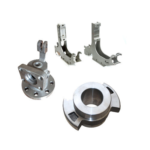 Investment Casting - Ductile Iron Sand Castings Manufacturer from Rajkot