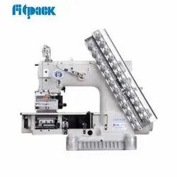 Fitpack Multi Needle Machine, Automatic Grade: Semi-Automatic, Model: 8009VCD-I-08032P