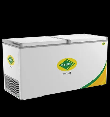 50 Hz Top Open Western Chest Freezer, Model Name/Number: WHF325G, -17 To -48 Deg C