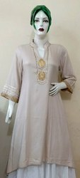 Cotton Ladies Designer Kurti