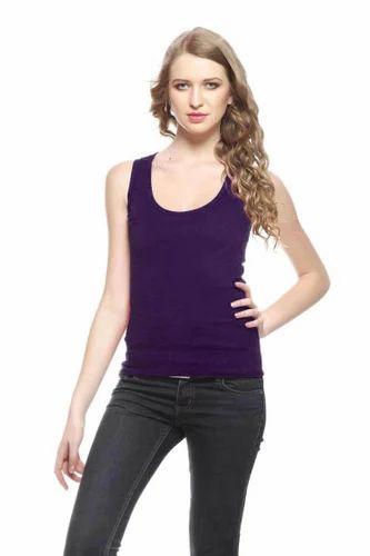 c87964e2e9d14 Inner Wear Viscose Purple Color Cotton Women  s Slips   Camisole