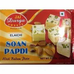 Soan Papdi and Roll