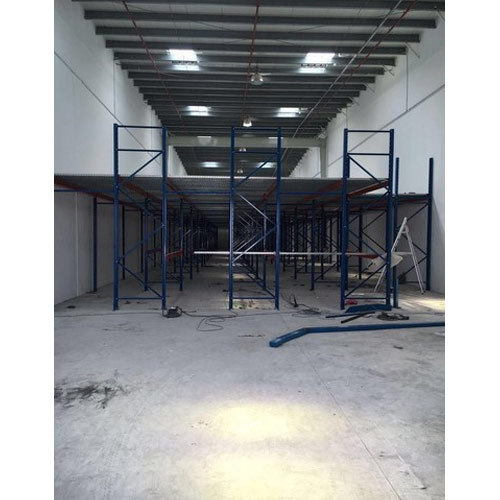 Cold Storage Mezzanine Floor