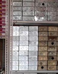 Copper Electrical Box