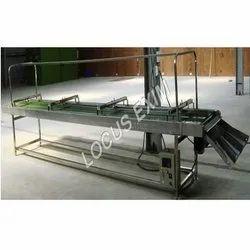 SS Cashew Inspection Conveyor