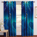 Modern Digital Curtain