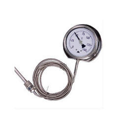 Mercury Filled Temperature Gauge